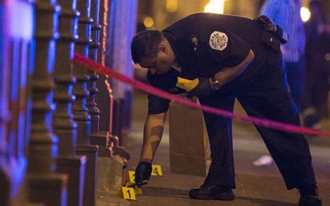 ادامه خشونتهای مسلحانه در آمریکا؛ تیراندازی در استودیوی شیکاگو