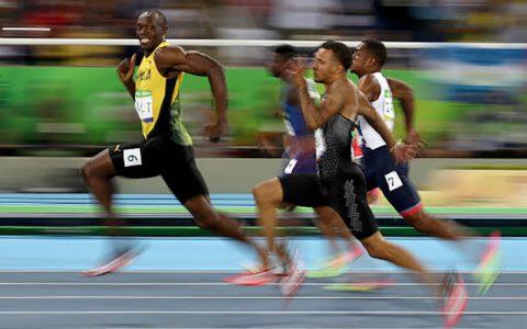 ادعای جالب سریعترین مرد دنیا: رونالدو از من سریعتر است