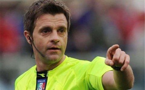 اعتراف رئیس کمیته داوران فوتبال ایتالیا به اشتباه داور علیه اینتر فدراسیون فوتبال ایتالیا, اینتر