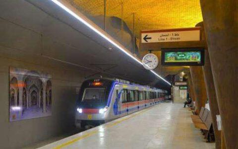 افزایش ساعات کاری مترو و اتوبوس های تهران از اول آذرماه
