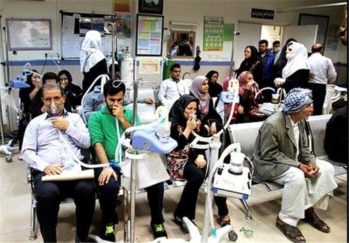 باران خوزستان 530 نفر را راهی بیمارستان کرد/ آمار مرتبا در حال افزایش هست