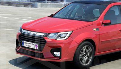 ال نود سایپا 2 L90 ایرانی, خودروسازی سایپا