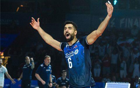 امروز نخستین تجربه موسوی در والیبال سری آ والیبال سری آ, سید محمد موسوی