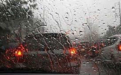 باد شدید و باران فردا شب در تهران
