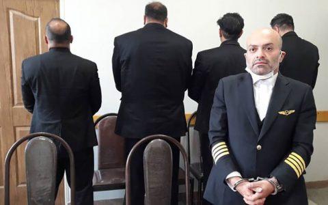 بازداشت خلبان قلابی با ادعای خلبانی برای مسئولان عالی کشور بازداشت خلبان قلابی, کلاهبرداری