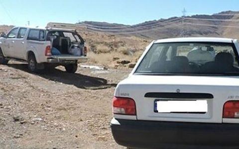 بازداشت راننده پرایدی که ۲۰۰ کیلو تریاک میبرد