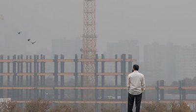 بوی نامطبوع به تهران شهرداری پیگیری نمی کند؟