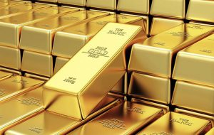 بهای طلا امروز پنجشنبه در بازارهای جهانی