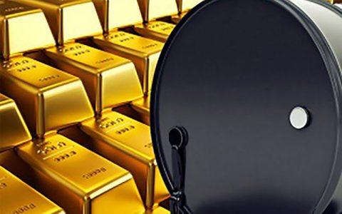 بهای نفت و طلا در بازارهای جهانی