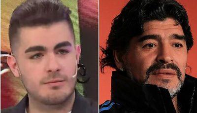 به جنازه مارادونا هم رحم نمیکنند نبش قبر مارادونا, مارادونا