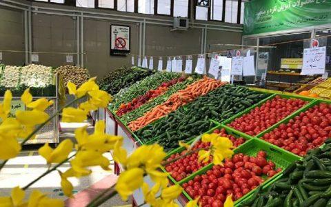 تازهترین قیمت محصولات فرنگی در میادین میوه و تره بار