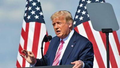 ترامپ بسیاری از کشورها از جمله ایران، چین و آلمان خواستار شکست من هستند انتخابات, رئیس جمهوری آمریکا