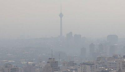 تشدید آلودگی هوای پایتخت طی امروز کنترل کیفیت هوا, آلودگی هوای پایتخت