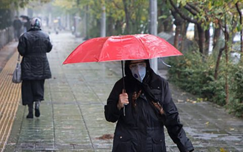 تشدید باران در ۱۲ استان کشور ورود سامانه جدید بارشی به کشور از فردا سامانه جدید بارشی, سازمان هواشناسی