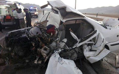 تصادف در جاده یاسوج به اصفهان ۳ کشته و ۲ زخمی برجا گذاشت جاده یاسوج به اصفهان, تصادف