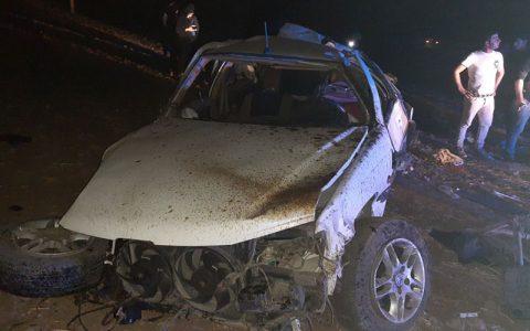 تصادف پیاپی در کرج یک کشته و ۹ مصدوم داشت