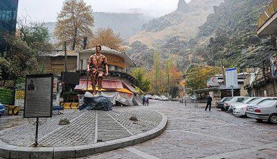 تعطیلی دوهفته ای شهر تهران محله دربند محله دربند, تعطیلی تهران