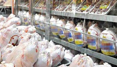 توزیع گوشت مرغ با قیمت ۱۸ هزار و ۵۰۰ تومان در میادین میوه و تره بار تهران