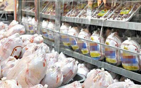 توزیع گوشت مرغ با قیمت ۱۸ هزار و ۵۰۰ تومان در میادین میوه و تره بار تهران میادین میوه و تره بار تهران, توزیع گوشت مرغ