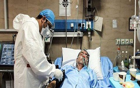 توقف روند صعودی بستری بیماران کرونا در تهران بستری در بیمارستان تهران, کرونا