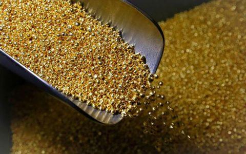 ثبت بزرگترین ریزش جهانی قیمت طلا در هفت سال اخیر قیمت طلا