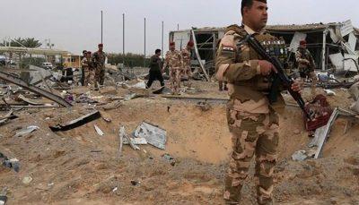 حمله داعش به مرکزی امنیتی در غرب بغداد با ۱۱ کشته حمله داعش, بغداد