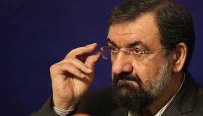 حمله محسن رضایی به روحانی در واکنش به تخریب خانه زن بندرعباسی روحانی, محسن رضایی