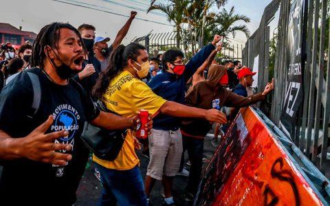 خشم و اعتراض در برزیل در واکنش به قتل یک سیاهپوست