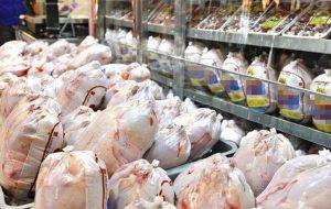 داستان افزایش قیمت مرغ در بازار/ هر کیلوگرم به ۲۵۵۰۰ تومان رسید