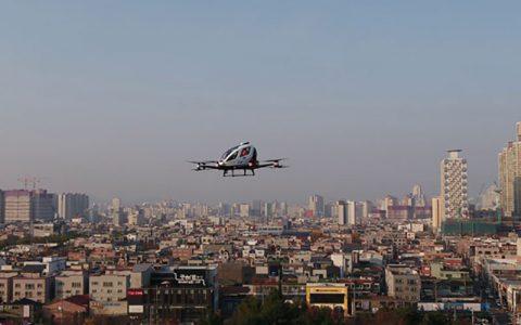 راه اندازی تاکسی هوایی در کره جنوبی