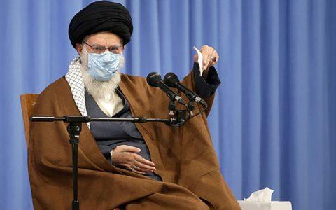 رهبر انقلاب مسیر رفع تحریم را یک بار امتحان و چند سال مذاکره کردیم اما به نتیجهای نرسید تحریم, رهبر انقلاب