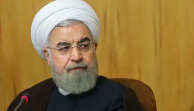 روحانی: با شهادت«فخریزاده» خللی در اراده دانشمندان ایجاد نمیشود