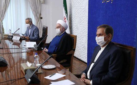 روحانی: دولت آینده آمریکا از فرصت پیش آمده برای جبران اشتباهات گذشته استفاده کند