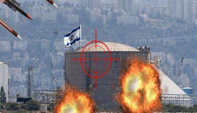 روزنامه کیهان وقت آن رسیده که به بندر حیفا حمله کنیم ترور شهید فخریزاده, بندر حیفا, اسرائیل