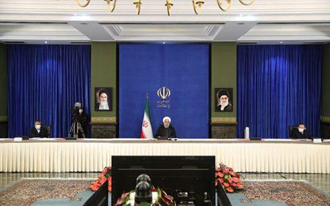 رونمایی روحانی از یک توطئه آمریکاییها علیه ایران