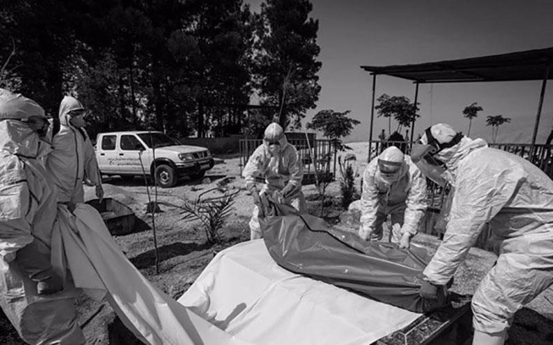رکورد هولناک کرونا با گرفتن جان 434 هموطن/ ۵۲۴۴ بیمار در ICU بستری هستند