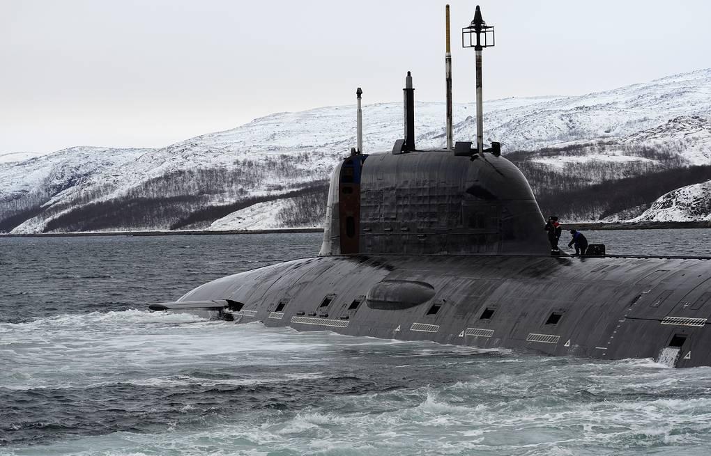 5 زیردریایی روسیه که بزرگترین کابوس آمریکاست / عکس