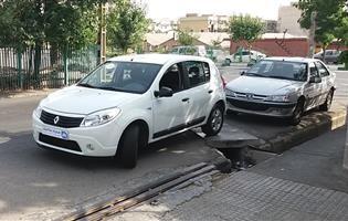 سرقت ساندرو سارق ساندرو, سارق خودرو