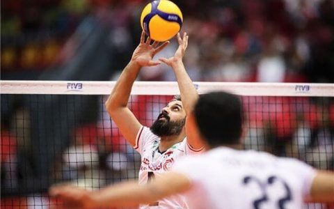 سعید معروف بهترین بازیکن جهان شد فدراسیون جهانی والیبال, سعید معروف