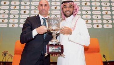 سوپرجام اسپانیا دوباره در عربستان برگزار میشود