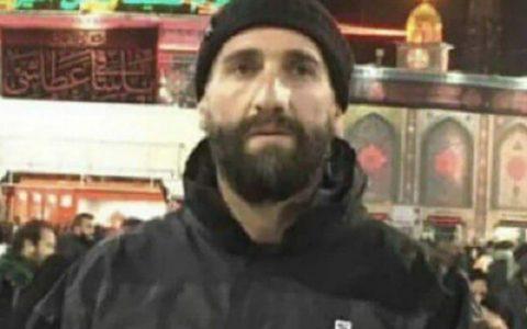 شهادت جودوکار ایرانی همراه با شهید فخریزاده شهید فخریزاده, حامد اصغری