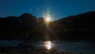 شهری در آلاسکا که تا ۲ ماه دیگر رنگ خورشید را نمیبیند/ ۶۶ روز تاریکی مطلق
