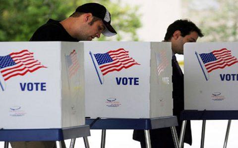 شکستن رکورد مشارکت زودهنگام در انتخابات آمریکا انتخابات آمریکا