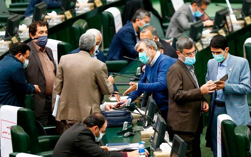 صحن مجلس 9 اذر نمایندگان مجلس, لغو تحریم