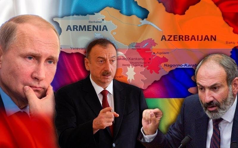 صلح آذربایجان و ارمنستان ارمنستان و آذربایجان, مناقشه ارمنستان و آذربایجان, جنگ قره باغ