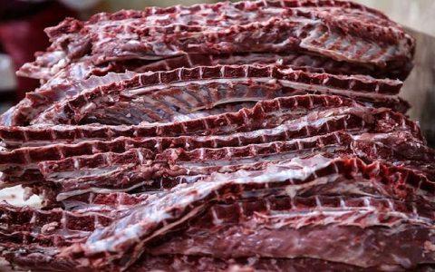 عرضه گوشت گوسفندی به قیمت 115 تا 120 هزار تومان قیمت گوشت گوسفندی