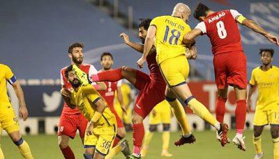 فردا اعلام رأی تجدید نظر شکایت النصر کمیته استیناف AFC, شکایت النصر, پرسپولیس