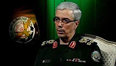 فرمان و توصیه مهم رئیس ستاد کل نیروهای مسلح به نیروی دریایی سپاه و ارتش