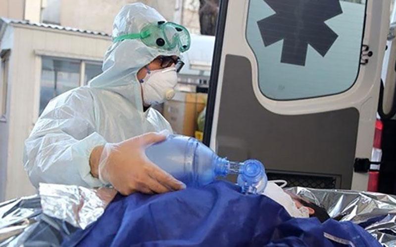 فوت ۳۷۱ بیمار کرونا در کشور ۱۳۳۲۱ بیمار جدید شناسایی شدند آمار کرونا