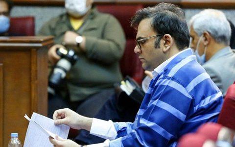 قاضی خطاب به متهم امامی: وکیل شما در صحن و بیرون دادگاه از چارچوب خارج شده است